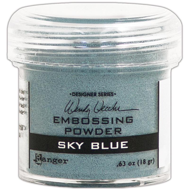 Пудра для эмбоссинга Ranger Ink- SKY Blue