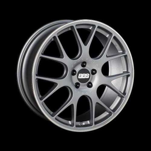 Диск колесный BBS CH-R 8.5x20 5x114.3 ET38 CB82.0 satin titanium