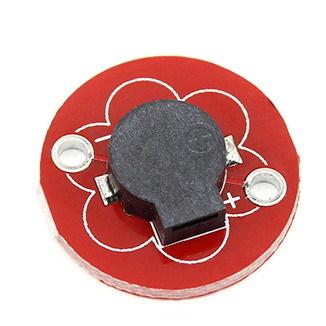Пассивная звуковая пьезосирена для Arduino LilyPad