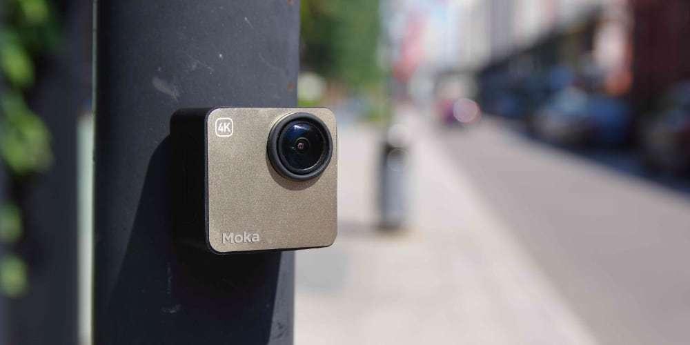 Экшн-камера Mokacam 4K