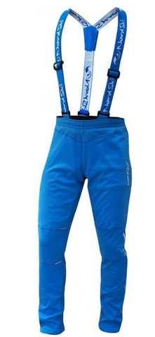 Разминочные брюки Nordski Premium Blue мужские