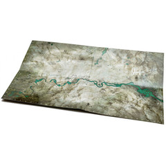 Мутанты. Карта Зоны (Лондон/Нью-Йорк)