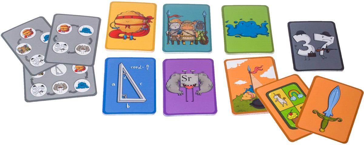 Настольная игра Печенька 2.0: карточки