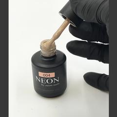 NEON, гель-лак Sand Glitter № 004 , (12 ml) песочный с шиммером