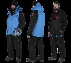 Костюм зимний Alaskan NewPolar M синий/черный раз. XL