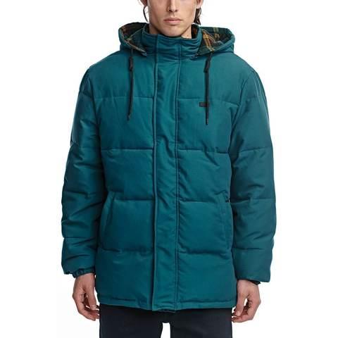 Куртка Globe Reversible Puffer Jacket- Marine (двусторонняя)