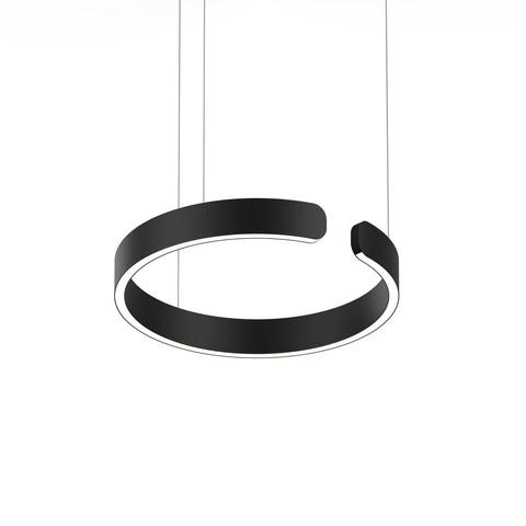 Подвесной светильник копия Mito by Occio (черный)