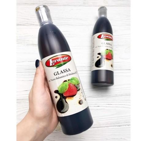 Бальзамический соус Levante Glassa 500мл , производитель Италия