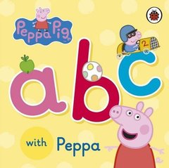 Peppa Pig: ABC with Peppa  (board book)