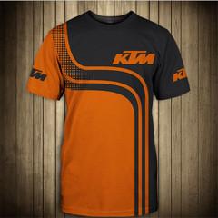Футболка 3D принт, KTM AG (3Д) 01