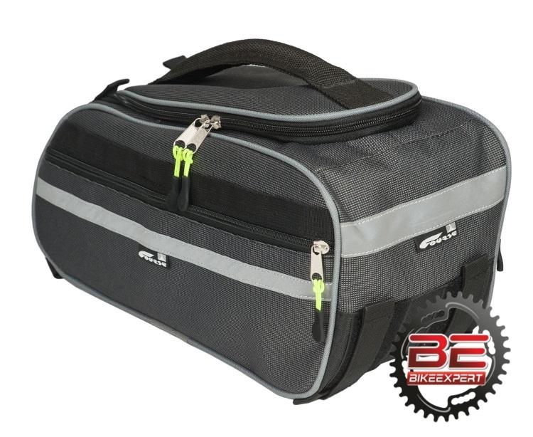 Велосумка на багажник Course ВС096