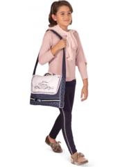 DeCuevas Коляска с сумкой и зонтиком для кукол REBORN серии ТОП-коллекшн, 90 см (складная, с регулируемой ручкой) (82037)