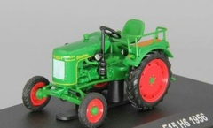 Модель Трактор №81 Fendt D (история, люди, машины)