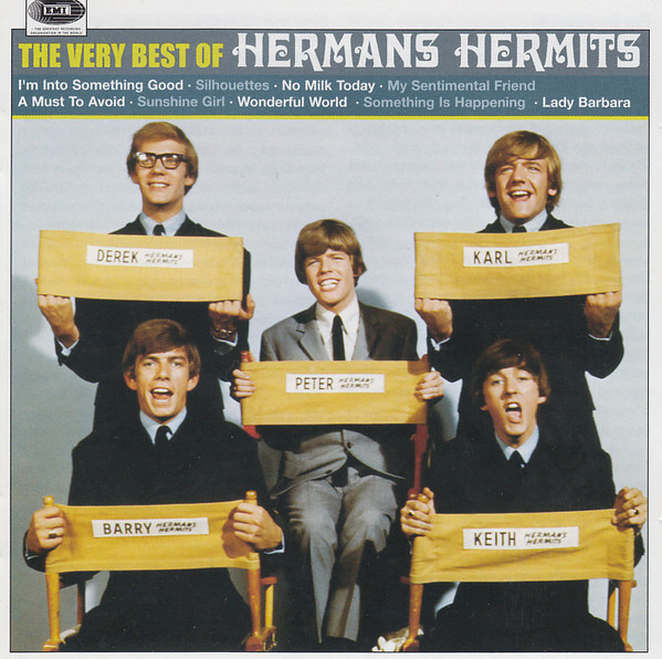 HERMAN'S HERMITS: The Very Best Of