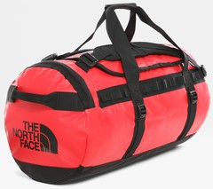 Сумка-баул The North Face Base Camp Duffel M Tnf Red/Tnf Black