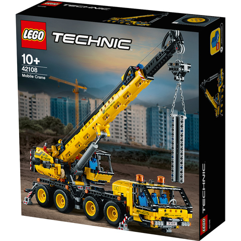Lego konstruktor Technic Mobile Crane