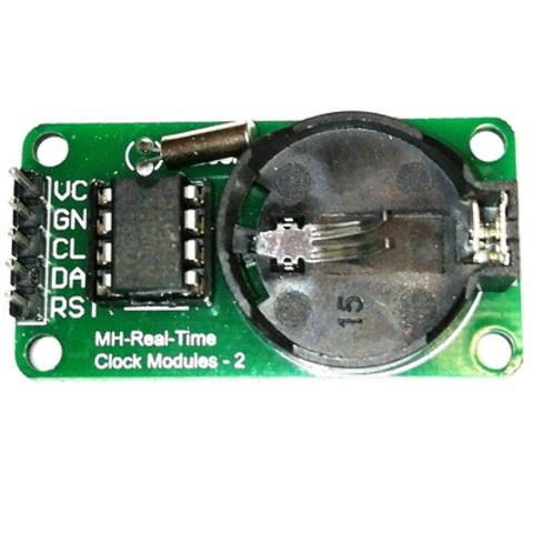 Модуль часов реального времени DS1302