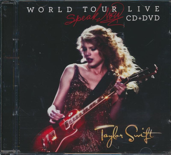 SWIFT, TAYLOR: Speak Now World Tour Live