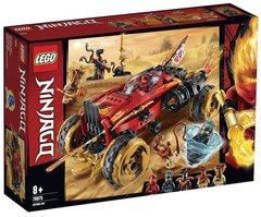 Lego konstruktor Katana 4x4