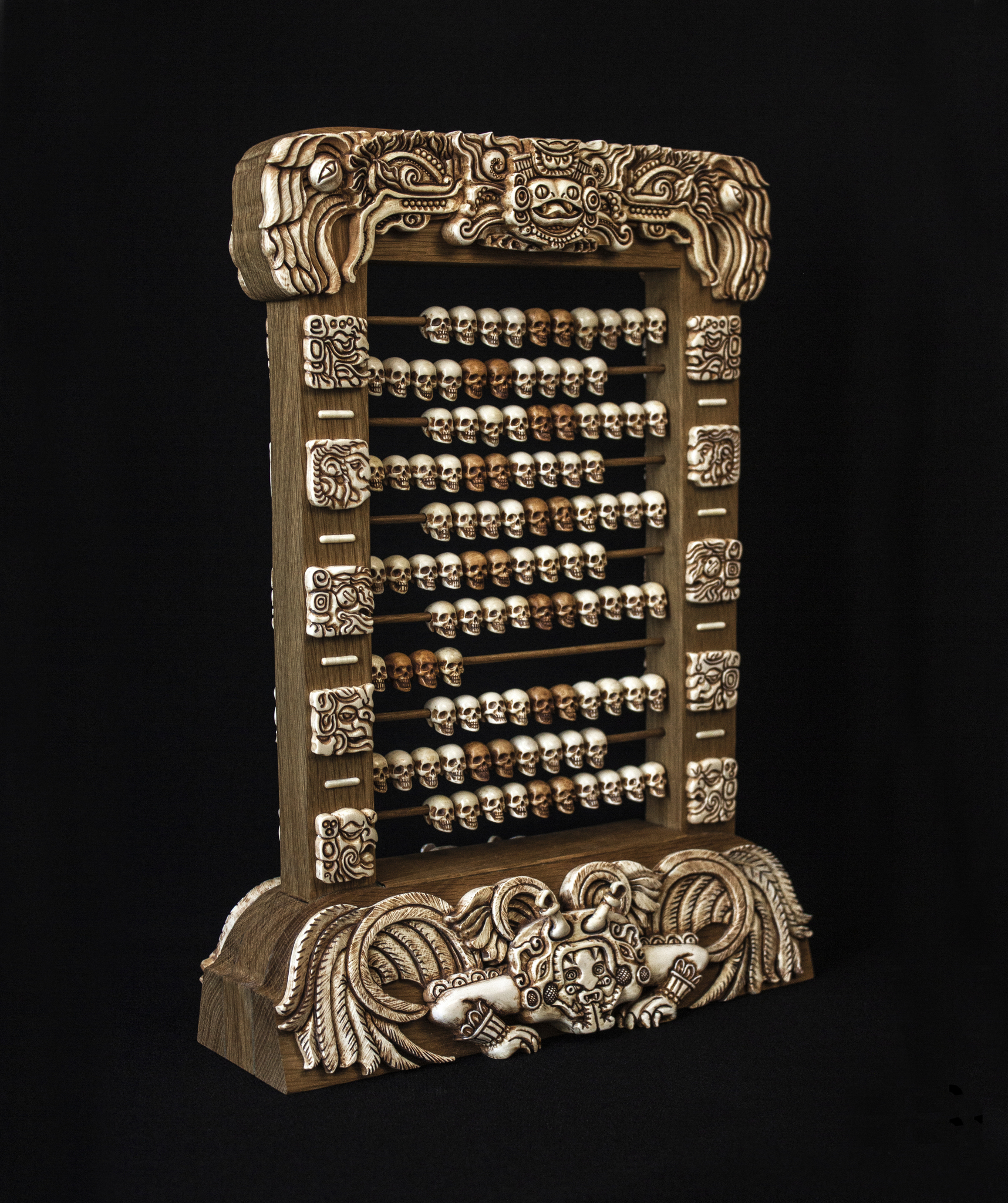 Ритуальная счётная машина Александра фон Гумбольда | Эксклюзив