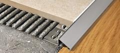 Профили/Пороги Progress Proslider PDAC 125 для напольных покрытий из ламината, паркета, керамогранита, ковролина, линолеума