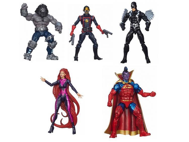 SDCC 2014 Exclusive Marvel Legends Thanos Imperative Box Set