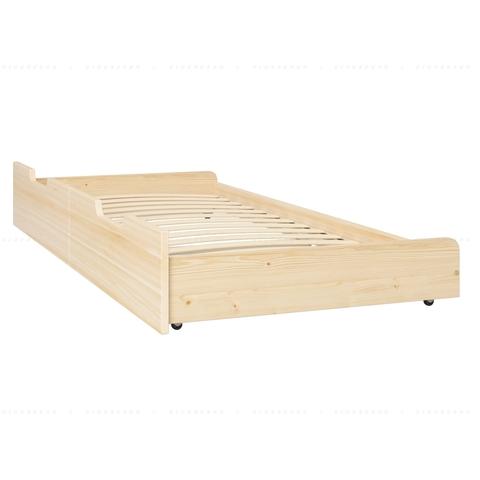 Выдвижная кровать - дополнительное спальное место.