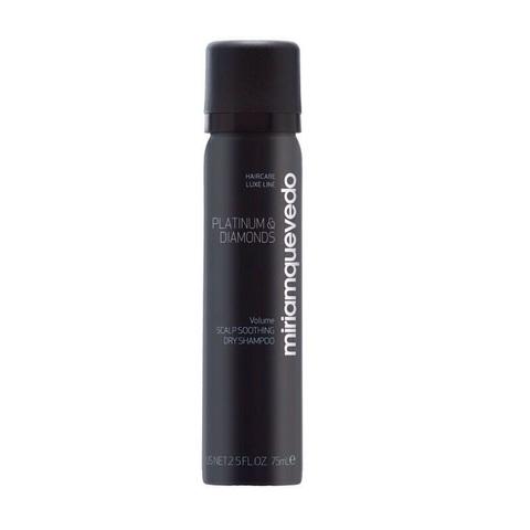 MIRIAM QUEVEDO | Успокаивающий бриллиантовый сухой шампунь-люкс / Platinum & Diamonds Scalp Soothing Dry Shampoo, (75 мл)