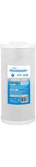 УГП-10 ББ Карбон блок АКВАБРАЙТ картридж сорбционной очистки воды от хлора, органических соединений.