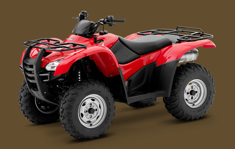 Квадроцикл Honda TRX420FA6H