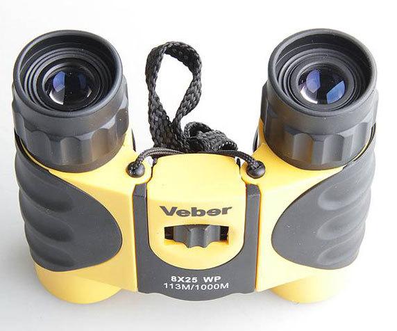Резиновые защитные наглазники Veber 10x25 WP