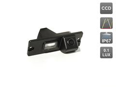 Камера заднего вида для Mitsubishi Pajero IV Avis AVS326CPR (#061)