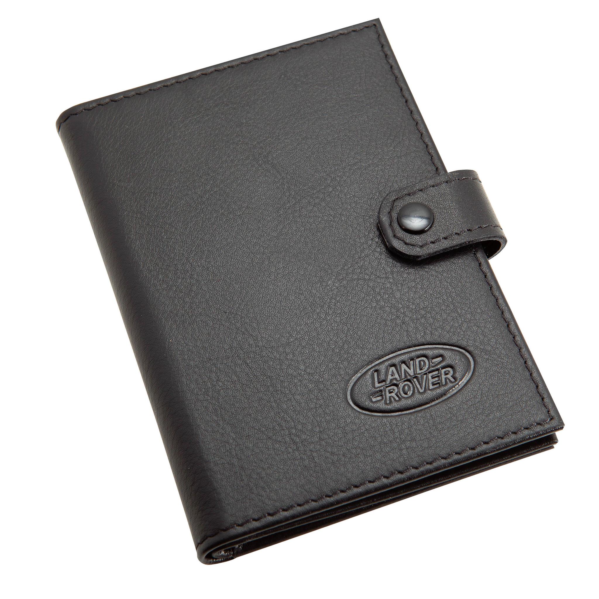Портмоне для автодокументов и паспорта Land Rover
