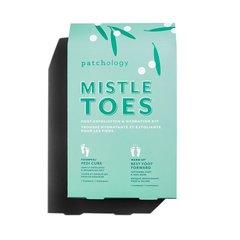 Patchology Набор для обновления и увлажнения стоп MistleToes: Foot Exfoliation & Hydration Kit