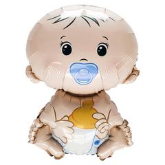 Фольгированный шар Карапуз-Мальчик