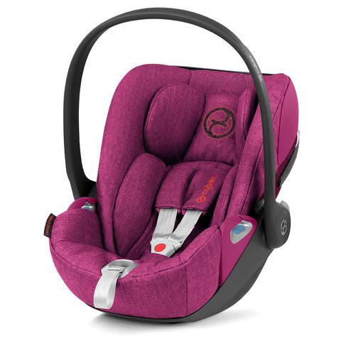 Автокресло Cybex Cloud Z i-Size Plus Passion Pink
