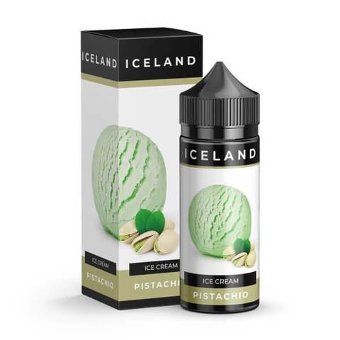 Жидкость Iceland 120 мл Pistachio