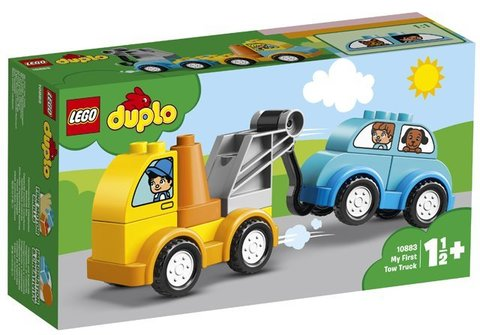 Lego konstruktor Duplo My First Tow Truck
