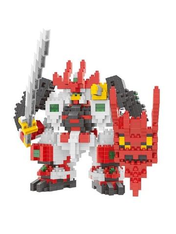 Конструктор Wisehawk Сенгоку Астрай Гандам 817 деталей NO. 2360 Sengoku Astray Gundam mini block