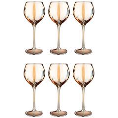 Набор из 6 фужеров для красного вина