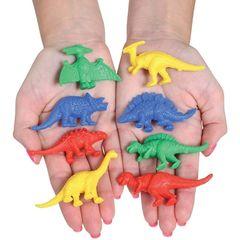 Счетный материал фигурки Динозавры, Edx education, арт. 13037J
