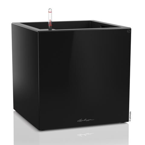 13759 Кашпо LECHUZA Канто 40 куб. Черный