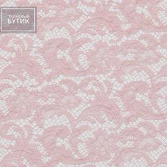 Французское кордовое кружево нежно-розовый цвет
