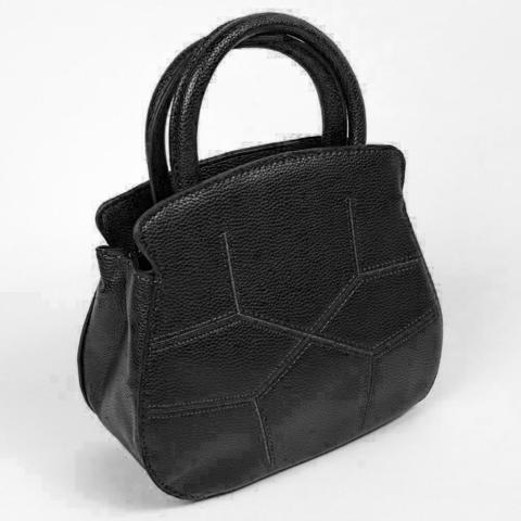6278-1 Black Сумка женская