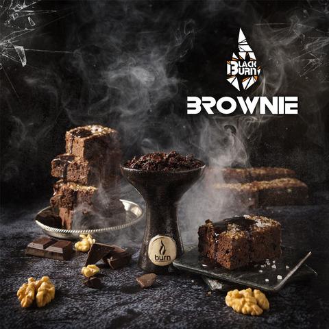 Табак Burn Black Brownie (Нежный Шоколадный Десерт) 200 г