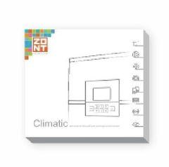Автоматический регулятор системы отопления ZONT Climatic 1.3