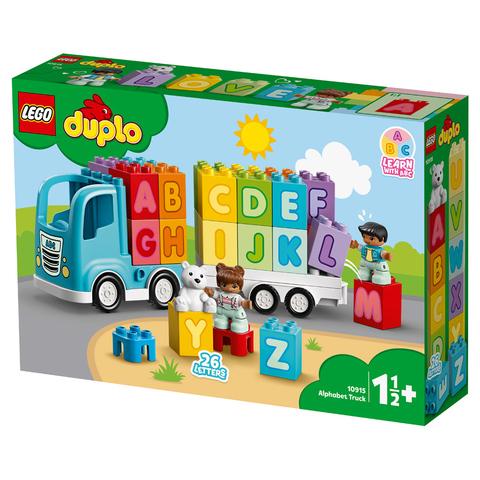 Lego konstruktor Duplo Alphabet Truck