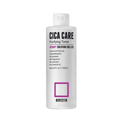 Skin Essentials Cica Care Purifying Toner 260 ml