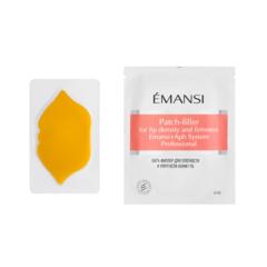 EMANSI_Патч-филлер для плотности и упругости кожи губ