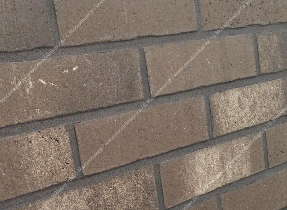 Feldhaus Klinker - R775NF14, Vascu Argo Marengo, 240х71х14 - Клинкерная плитка для фасада и внутренней отделки